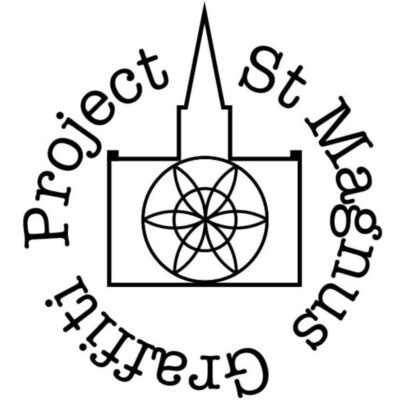 St Magnus Graffiti Project Logo
